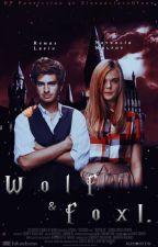 Wolf & Fox I/HP FF✔ by Zizy_alias_Ginny