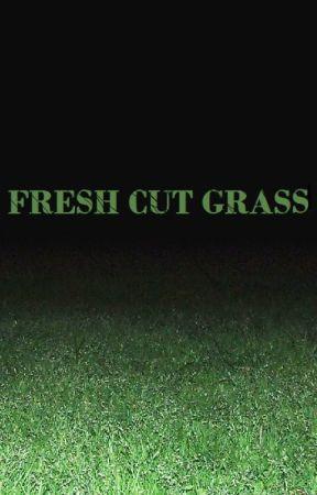 Fresh Cut Grass by foxadam5