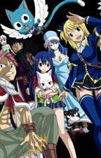 La Mas Poderosa De Fairy Tail.  (fairy tail x reader) (Pausado) by Himasara