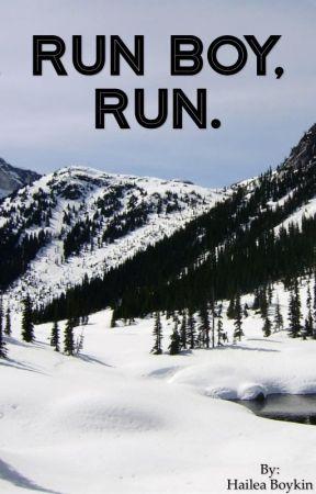 Run Boy, Run.  by Hayykayy78
