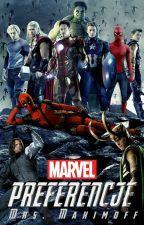 Preferencje i imagify: Marvel by koziolamorozec