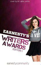 EARNESTY'S WRITERS AWARD '17 ❌CLOSED❌ by earnestycommunity
