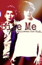 Bite Me (Zarry Vampire/Halloween One Shot) by keeeponsmilingg