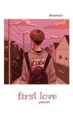 first love ✗ yoonmin by taemezis