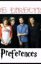 One Direction Preferences ❤ by fxckinghorxn