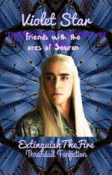 Violet Star: Friends With The Orcs Of Sauron by ExtinguishTheFire