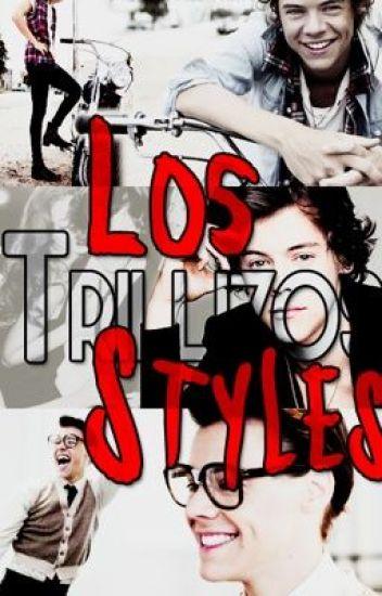 Los Trillizos Styles  Terminada  -  Mpreg 