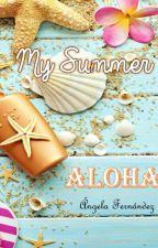 My Summer by angela1tequiere
