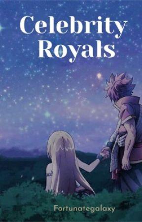 Celebrity Royals by FortunateGalaxy