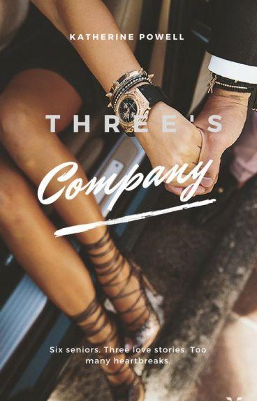 Three's Company by katherinepowell