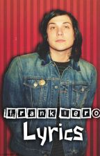 Canciones de Frank Iero by -BeautifulDarkness-