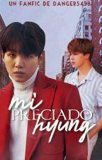 Mi preciado Hyung→ yoonmin  by Danger5458