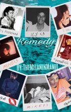 Remedy.| MJ by TheMelaninMamii