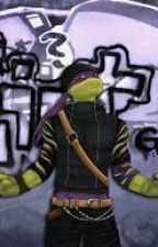 Streetpunks tmnt (GHOST x Oc ) by Trigger_Queen