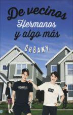 De Vecinos, Hermanos, Y Algo Más » KaiSoo/KaiDo by ohbany