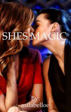 She's Magic {supercorp] by milabelloo