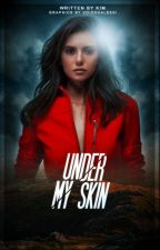 Under My Skin ° ERIK LEHNSHERR by smolderholders