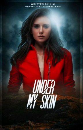 Under My Skin ° ERIK LEHNSHERR by smolderholders