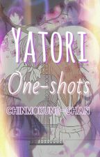 [[Yatori One-shots]] Noragami by Chinmokune-chan