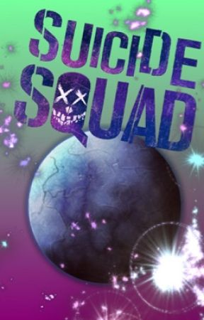 Suicide Squad: Planet by littleannierooney