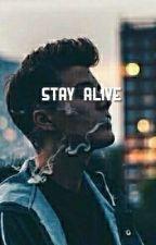 Stay alive for me   joshler EDITING by dobbyvanity