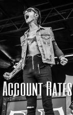 Andy Biersack Lovers || Account Rates by AndyBiersackLovers