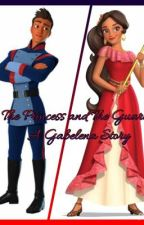 The Princess and The Guard  by Gabelena_Lover_APM