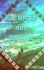 Weapon Arm Online #RPGCertified by PixelPaper