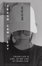 Trash Can | me by hobiyuuki