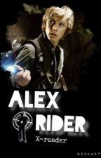 Alex Rider x reader by jazz__007