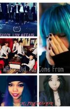 BTS: Where Did You Come From? [AMBW] by Kgirlofcolor