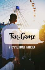 Fair Game (#TextrovertOneShot) by ChocolateTemptations