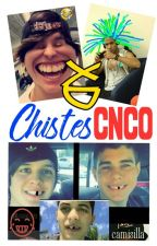 CNCO CHISTES XD by camisilla