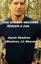 Zak Bagans Imagines/Fan Fiction by Shadows_Lil_Monster