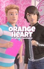 Orange Heart [US!Papyrus x Male!Reader] by allalalalaa