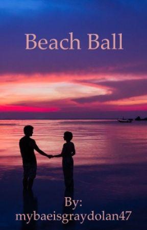 Beach Ball by mybaeisgraydolan47