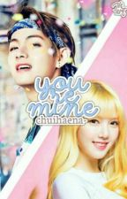 You're mine 🌸 김태형 by prkjamson-