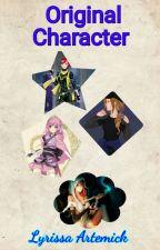 OC Book (RP) by LyrissaArtemick