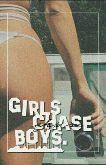girls chase boys; g.d