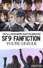 SF9 Fanfiction | You're Unique (#Wattys2017) by dudette6