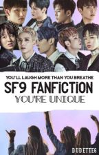 SF9 Fanfiction | You're Unique (#Wattys2017) by dudette6
