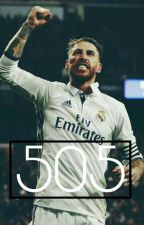 505 || Sergio Ramos. by fcbxlabile