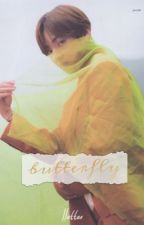 butterfly | kim taehyung by llattae