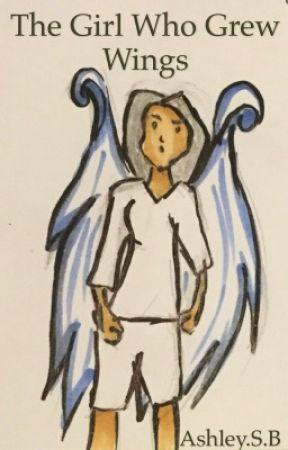 The girl who grew wings  by ferret_patronus_44