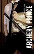 archery prince ✰ suho by araide_luna