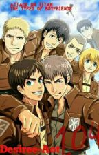 Attack on titan-The types of boyfriends [CONCLUSA,MA IN REVISIONE] by _Kirkland_