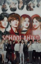 |Школа Ахико|School Ahiko| by Adelina_1621