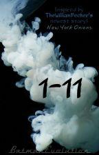 1-11 by BatmanEvolution