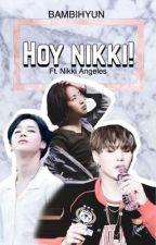 Hoy Nikki! | Bangtan's Suga & Jimin |  by bambihyun