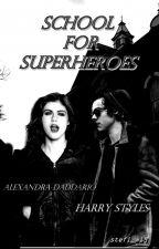 School for superheroes||HS by stefi_m19